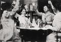 Photograph of Violet Oakley, Jessie Willcox Smith, Elizabeth Shippen Green, and Henrietta Couzens.png