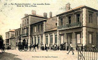 Pia, Pyrénées-Orientales Commune in Occitanie, France