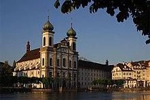University Of Lucerne Wikipedia