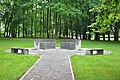 """Piemineklis Padomju režīma upuriem """"1940 - 1990"""", Bauska, Latvia - panoramio.jpg"""