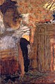 Pierre Bonnard Woman Putting on Her Stockings.jpg