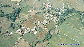 Espiute - An aerial view of Espiute