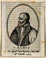 Pierre la Ramée (Ramus). Line engraving. Wellcome V0004904.jpg