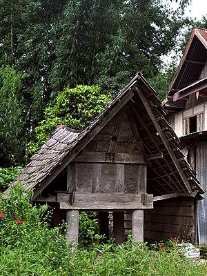 West Sulawesi - Image: Pigaf elat 160315 0528 mms