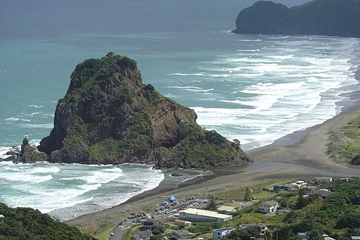 Piha and Lion Rock