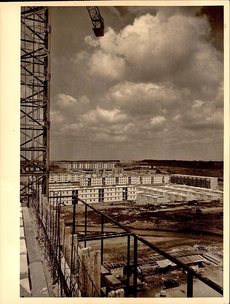 בנייה בקיראון