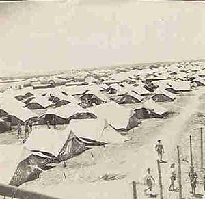 Cyprus internment camps - Cyprus deportation camp
