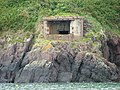 Pillbox at Chapel Bay - geograph.org.uk - 502416.jpg