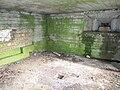 Pillbox interior at Sulham, Berkshire, England.jpg