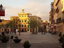 Plaça d'Espanya Llucmajor.JPG