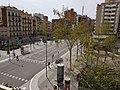 Plaça del centre (Les Corts-BCN).jpg