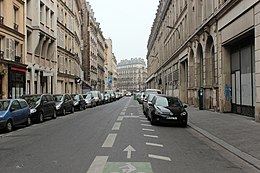Image illustrative de l'article Rue de Malte