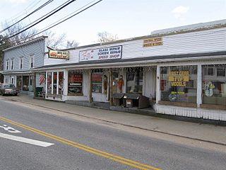 Central Village Historic District