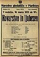 Plakat za predstavo Kovarstvo in ljubezen v Narodnem gledališču v Mariboru 18. marca 1923.jpg
