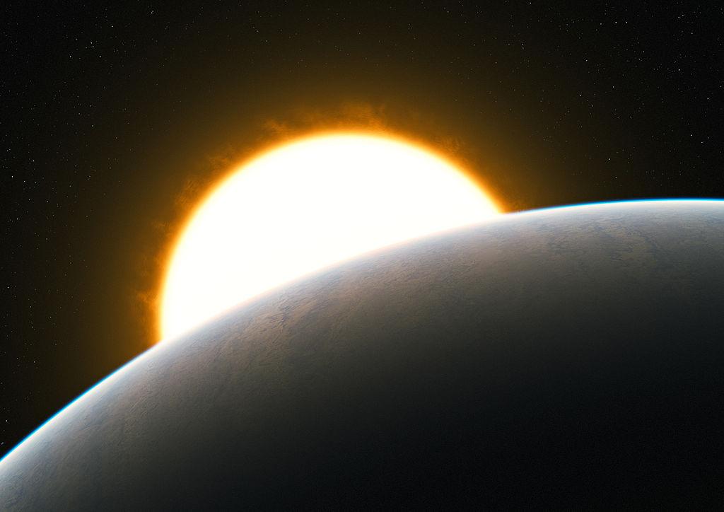 На поверхности экзопланеты HD 209458 b (Озирис) бушует шторм