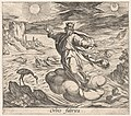 Plate 1- The Creation of the World (Orbis fabrica), from Ovid's 'Metamorphoses' MET DP857436.jpg