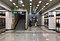 Platform of L14 Yongdingmenwai Station (20180808183841).jpg