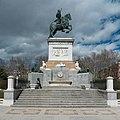 Plaza de Oriente (Madrid). Monumento a Felipe IV.jpg