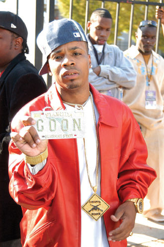 Plies (rapper) - Plies in 2008