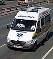Plymouth Central Ambulance Y531RVR.jpg