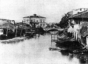 Rahova - Calicilor Bridge in 1856