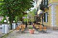 Poertschach Bahnhofplatz Restaurant Franzl 10052013 011.jpg