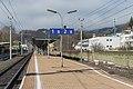 Poertschach Drautalbahn II Stations-Bahnsteig 06032016 2816.jpg