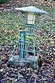 Poertschach Halbinselpromenade alte Laterne 21122013 434.jpg