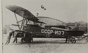Polikarpov R-5 - Polikarpov, R-5