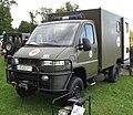 Polish Land Forces AMZ SCAM SM-50 ambulance.JPG