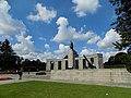 Pomnik Żołnierzy Radzieckich w Berlinie - Tiergarten - wrzesień 2017-6.jpg