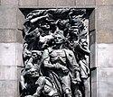 A gettófelkelés emlékműve