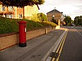 Poole, postbox No. BH14 3, Park Road - geograph.org.uk - 1430358.jpg