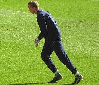 Mart Poom Estonian footballer