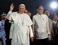 Pope Francis Arrival Villamor Airbase 4.jpg