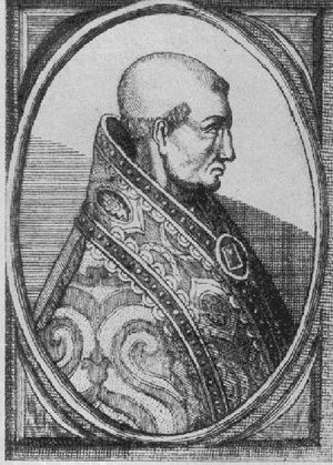 Viterbo Papacy - Image: Pope Urban IV