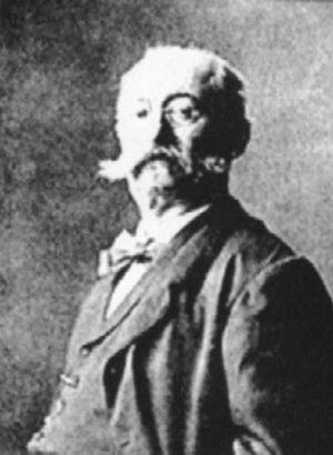 Paul Trouillebert - Paul Trouillebert, circa 1895