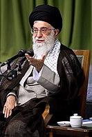 Portrait of Ayatollah Ali Khamenei05.jpg