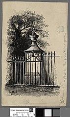 John Elias' grave