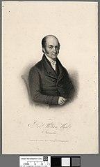 Revd. William Ward, Stowemarket