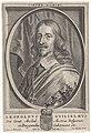 Portret van Aartshertog Leopold Willem van Oostenrijk Theatrum pontificum, imperatorum, regum, ducum (..) (serietitel), RP-P-1938-926.jpg
