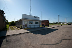 Post office in Fairdale, North Dakota 7-19-2009.jpg