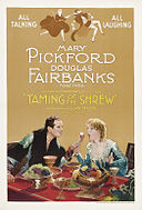 Poster - Taming of the Shrew, The (1929) 01.jpg