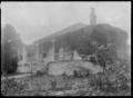 Postmaster's house at Gate Pa, Tauranga. ATLIB 294188.png
