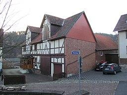 Poststraße in Staufenberg