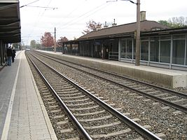 Bahnsteige