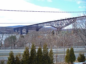 Walkway over the Hudson (Poughkeepsie Bridge)