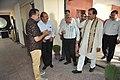 Prabhas Kumar Singh Greets Mahesh Sharma - NDL - NCSM - Kolkata 2017-07-11 3496.JPG