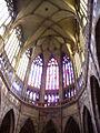 Prag Dom St. Vitus Innen Chor 3.JPG