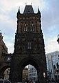 Praga - Torre da polvora - Torre de la polvora - Powder tower - Prašná brána - 03.jpg